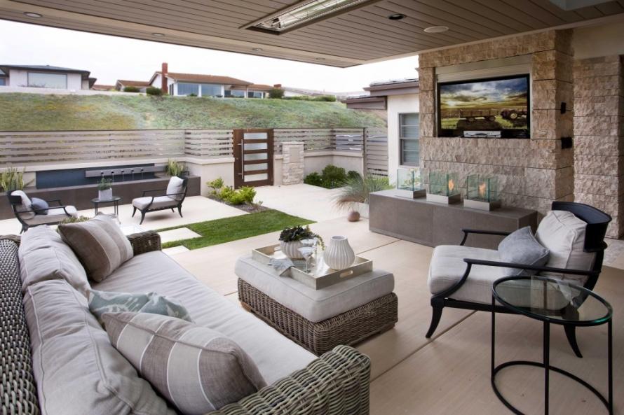 San diego landscape designer landscape plans and onsite consulting - Backyard design san diego ...
