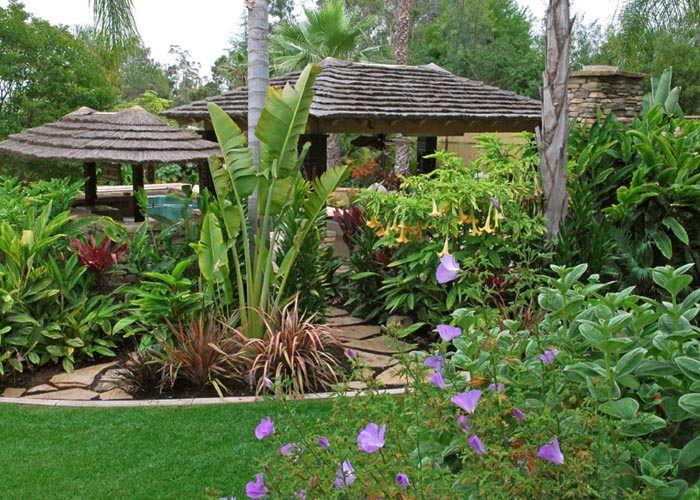 landscapes including planting designs and low water gardens